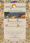 Carnet d'enquête Grottes de l'abbaye de Brantôme